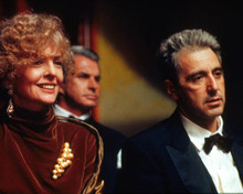 Al Pacino & Diane Keaton in The Godfather: Part III Poster and Photo