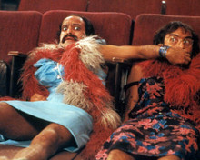 Cheech Marin a.k.a. Richard Marin & Tommy Chong in Things Are Tough All Over Poster and Photo