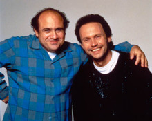 Billy Crystal & Danny DeVito in Throw Momma from the Train Poster and Photo