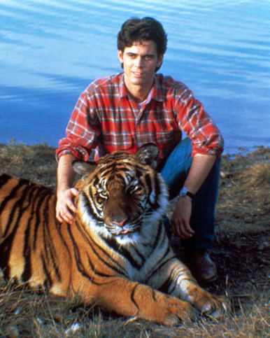 C. Thomas Howell in A Tiger's Tale Poster and Photo