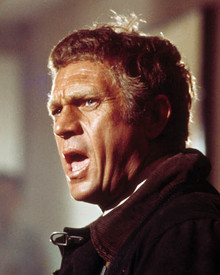 Steve McQueen in The Towering Inferno Poster and Photo