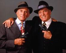 Burt Lancaster & Kirk Douglas in Tough Guys Poster and Photo