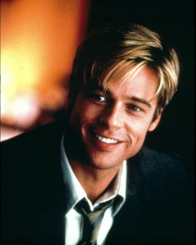 Brad Pitt in Meet Joe Black Poster and Photo