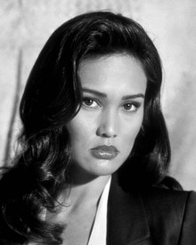 Tia Carrere in True Lies Poster and Photo