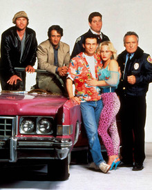 Cast in True Romance Poster and Photo