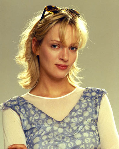 Uma Thurman in The Truth About Cats and Dogs Poster and Photo