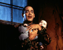 Raul Julia in Addams Family Values Poster and Photo