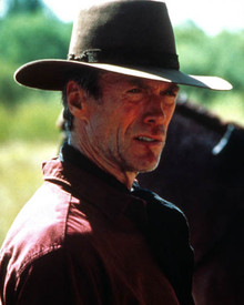 Clint Eastwood in Unforgiven Poster and Photo