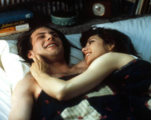 Christian Slater & Marisa Tomei in Untamed Heart Poster and Photo