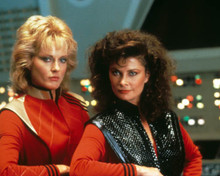 Jane Badler & June Chadwick in V Poster and Photo