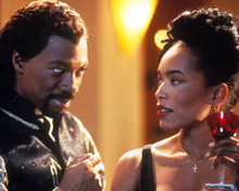Eddie Murphy & Angela Bassett in Vampire in Brooklyn Poster and Photo