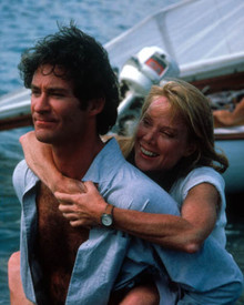 Sissy Spacek & Kevin Kline in Violets are Blue Poster and Photo