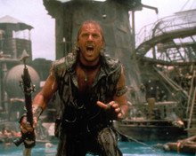 Kevin Costner in Waterworld Poster and Photo