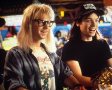 Mike Myers & Dana Carvey in Wayne's World Poster and Photo