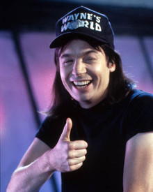 Mike Myers in Wayne's World Poster and Photo