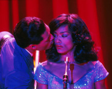 Angela Bassett & Laurence Fishburne in What's Love Got to Do With It Poster and Photo