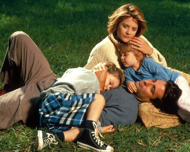 Andy Garcia & Meg Ryan in When a Man Loves a Woman Poster and Photo