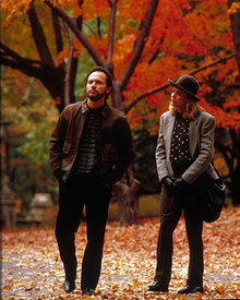 Billy Crystal & Meg Ryan in When Harry Met Sally Poster and Photo