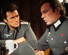 Clint Eastwood & Richard Burton in Where Eagles Dare Poster and Photo