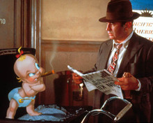 Bob Hoskins in Who Framed Roger Rabbit Poster and Photo