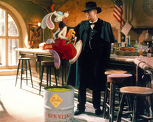 Christopher Lloyd in Who Framed Roger Rabbit Poster and Photo