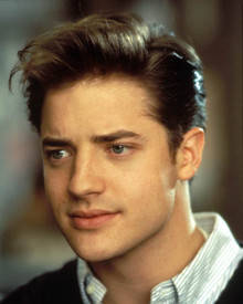 Brendan Fraser in With Honors Poster and Photo