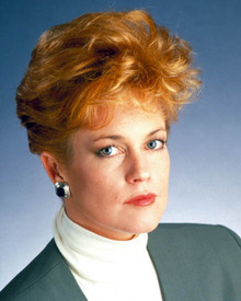 Melanie Griffith in Working Girl Poster and Photo