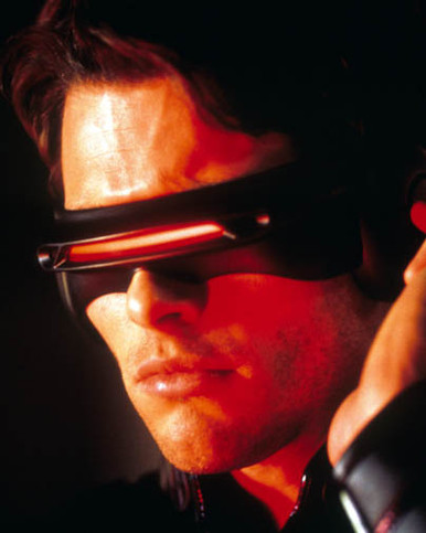 James Marsden in X-Men Poster and Photo