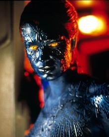 Rebecca Romijn-Stamos in X-Men Poster and Photo
