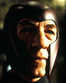 Ian McKellen in X-Men Poster and Photo