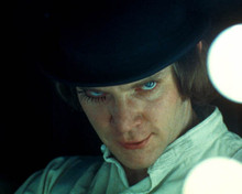 Malcolm McDowell in A Clockwork Orange Poster and Photo