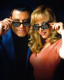John Travolta & Lisa Kudrow in Lucky Numbers Poster and Photo