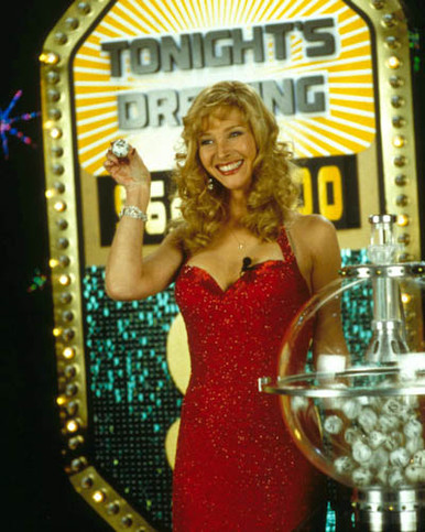 Lisa Kudrow in Lucky Numbers Poster and Photo