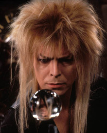 David Bowie in Labyrinth Poster and Photo