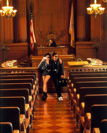 Joe Pesci & Marisa Tomei in My Cousin Vinny Poster and Photo