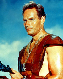 Charlton Heston in Ben-Hur Poster and Photo