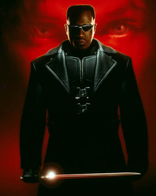 Wesley Snipes in Blade Poster and Photo