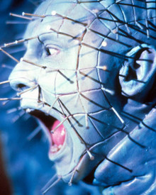 Hellraiser Poster and Photo