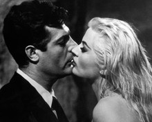 Marcello Mastroianni & Anita Ekberg in La Dolce Vita a.k.a. The Sweet Life Poster and Photo