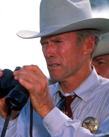 Clint Eastwood in A Perfect World Poster and Photo