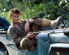 Sean Penn in The Thin Red Line Poster and Photo