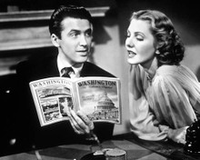 James Stewart & Jean Arthur in Mr. Smith Goes to Washington Poster and Photo
