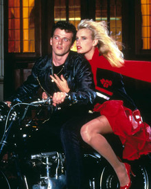 Aidan Quinn & Daryl Hannah in Reckless (1984) Poster and Photo