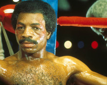 Carl Weathers in Rocky Poster and Photo