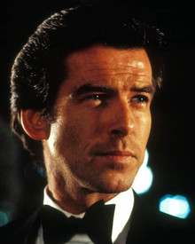 Pierce Brosnan in Goldeneye Poster and Photo