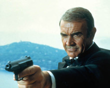 Sean Connery in Never Say Never Again Poster and Photo
