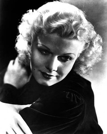 Jean Harlow in The Beast in the City Poster and Photo