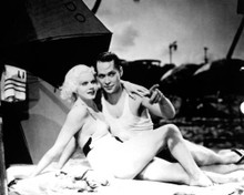 Jean Harlow & Franchot Tone in The Girl From Missouri Poster and Photo