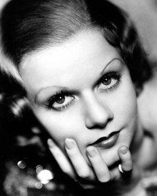 Jean Harlow in Red-Headed Woman Poster and Photo