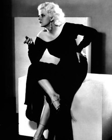 Jean Harlow Poster and Photo
